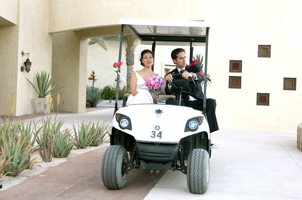 Los Cabos Wedding at Capella Pedregal Hotel: Sophie & Joncarlo May 22, 2010