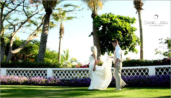 Los Cabos Wedding at Sheraton Hacienda del Mar: Nicole & Adam July 31, 2010