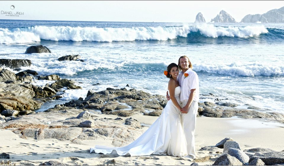 Our Wedding in Los Cabos Sunset Da Mona Lisa by Tammy Wolff: Jessica & Jeremy