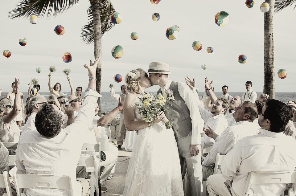 Cabo Wedding at Fiesta Americana Resort and Spa by Asher Francis & Gaby Cobian: Paige & Logan February 03, 2012