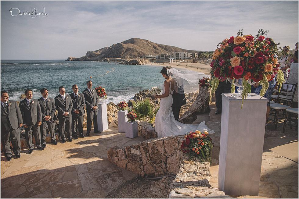Weddings In Los Cabos At Villa Cielito At Chileno Beach By