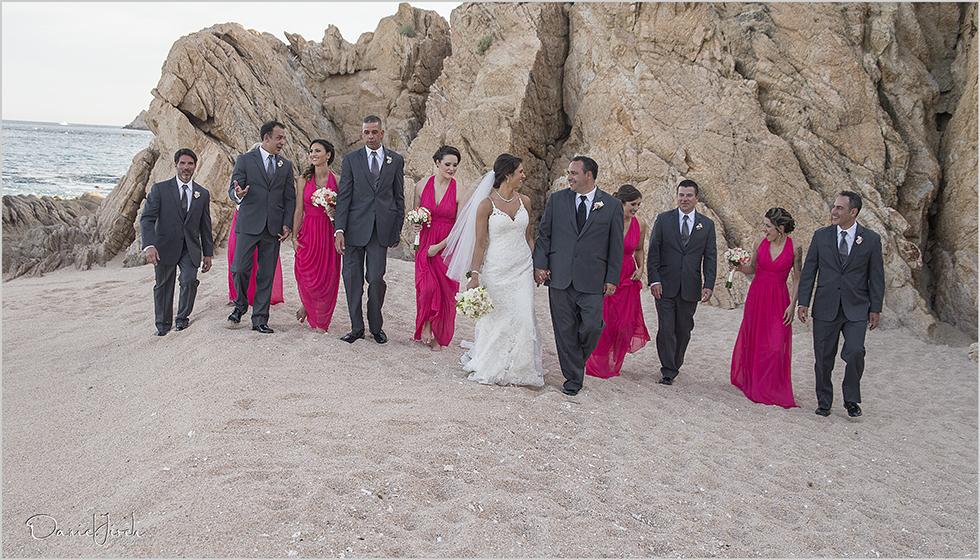 Wedding Cakes In Los Cabos Mexico