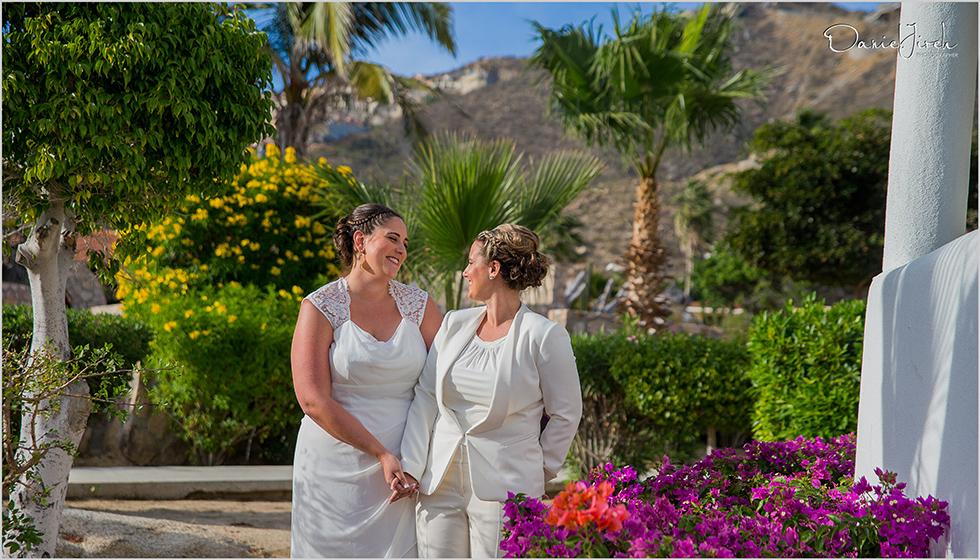 Pedregal beach wedding