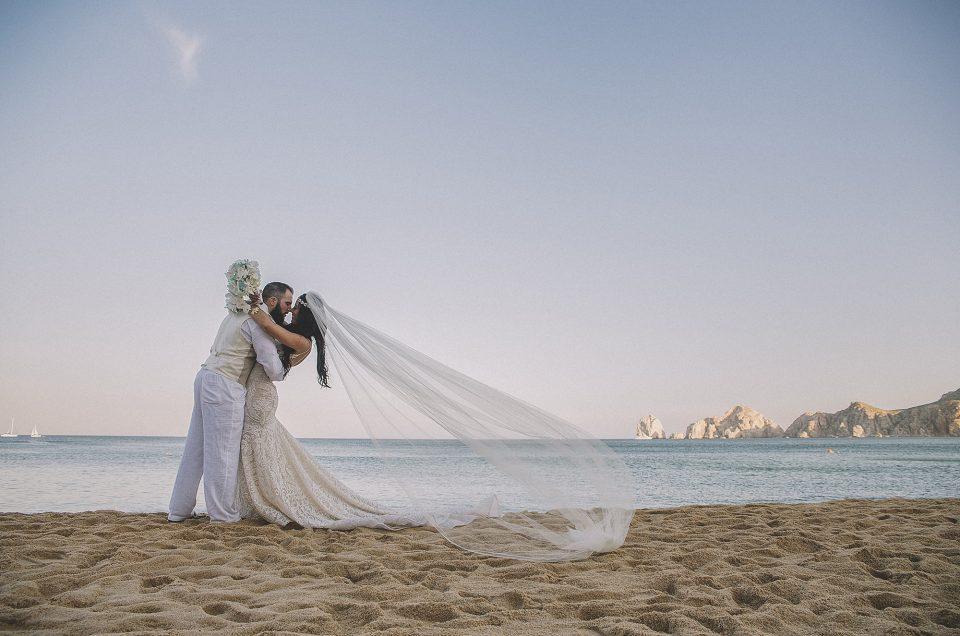 Destination Wedding at Villa del Arco Resort & Spa in Los Cabos, Mexico: Jessica & Branden August 12, 2016