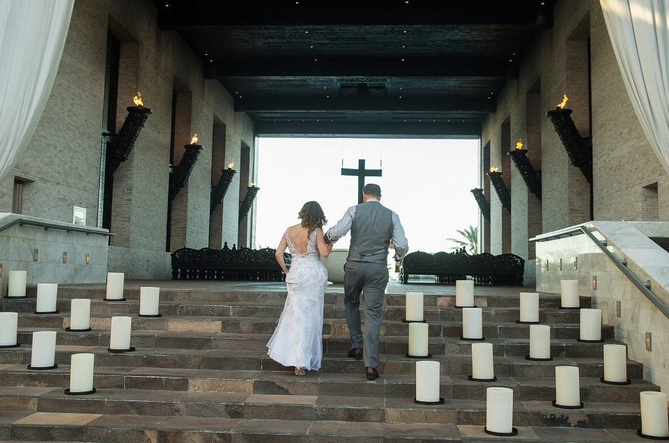 Cabo San Lucas Wedding at Cabo Azul Resort & Spa: Marisol & Brandon February 26, 2017