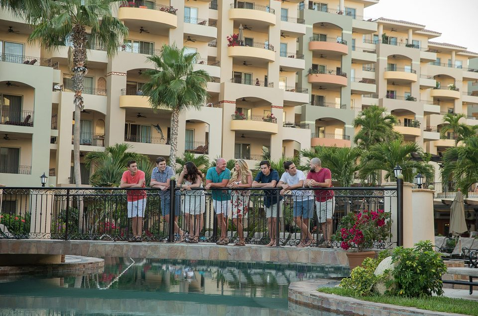 Cabo San Lucas Family Session at Villa del Arco