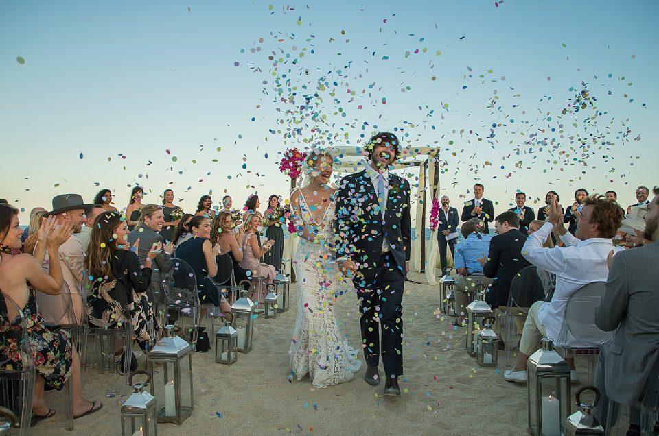 Cabo San Lucas Destination Wedding at Mar Adentro Resort: Jess & Cary June 03, 2017