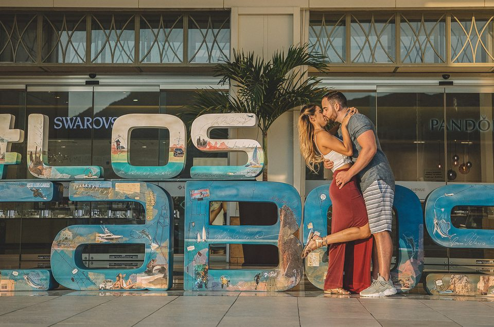 Cabo San Lucas Urban Engagement Session: Yesenia & Kevin