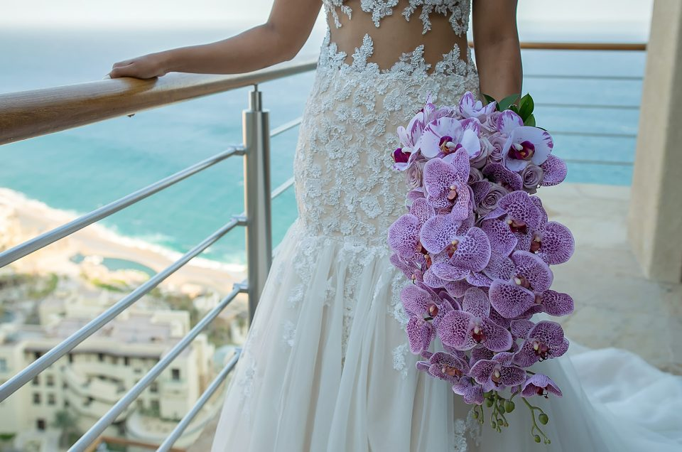 Cabo San Lucas Wedding at Villa Bellissima: Tomara & Derrick