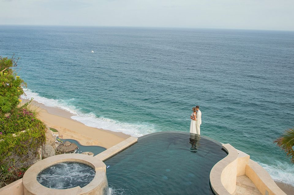 Destination Wedding at Villa Buena Vida in Cabo San Lucas, Mexico: Alex & Eddie