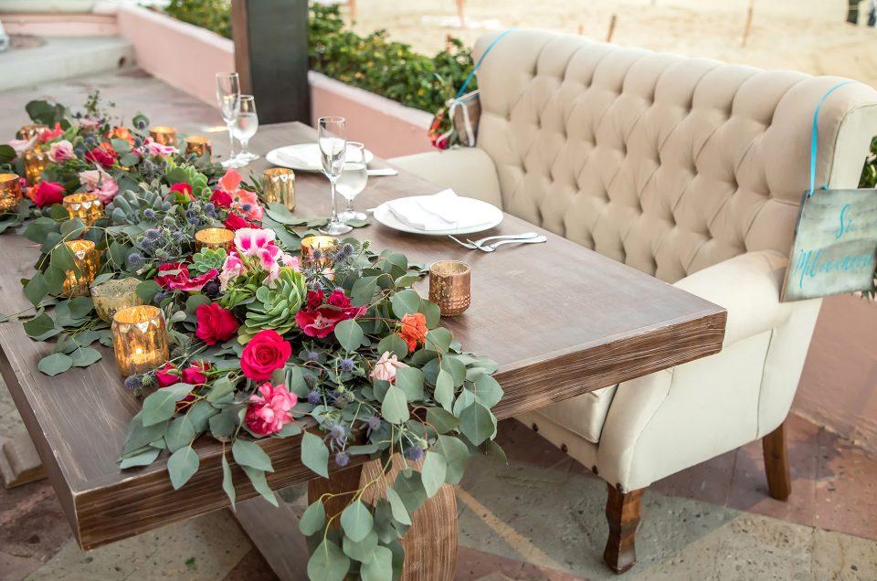 Cabo San Lucas Weddings at Pueblo Bonito Rose by Memories Weddings & Events: Alicia & Dusko