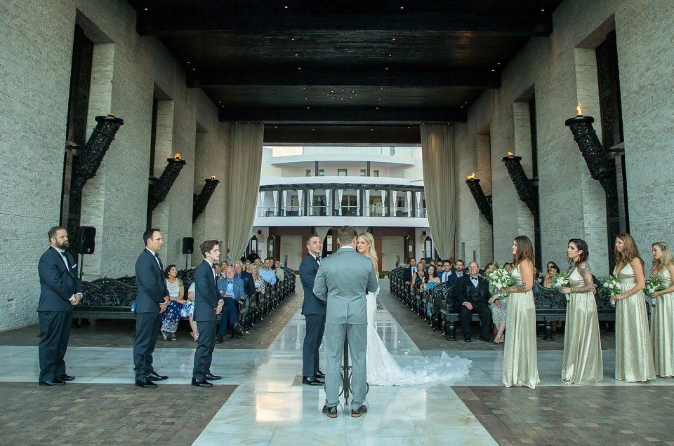 Cabo Azul Resort & Spa Wedding at San Jose del Cabo: Birdie & John