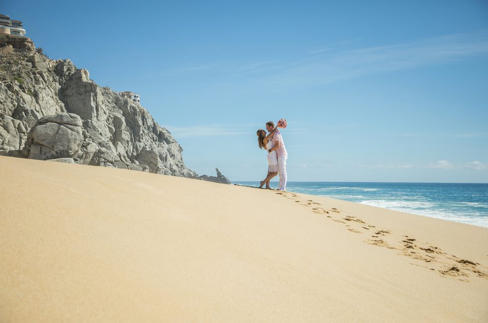 Wedding at Pedregal Beach by Karla Casillas & Co. : Jori & Michael