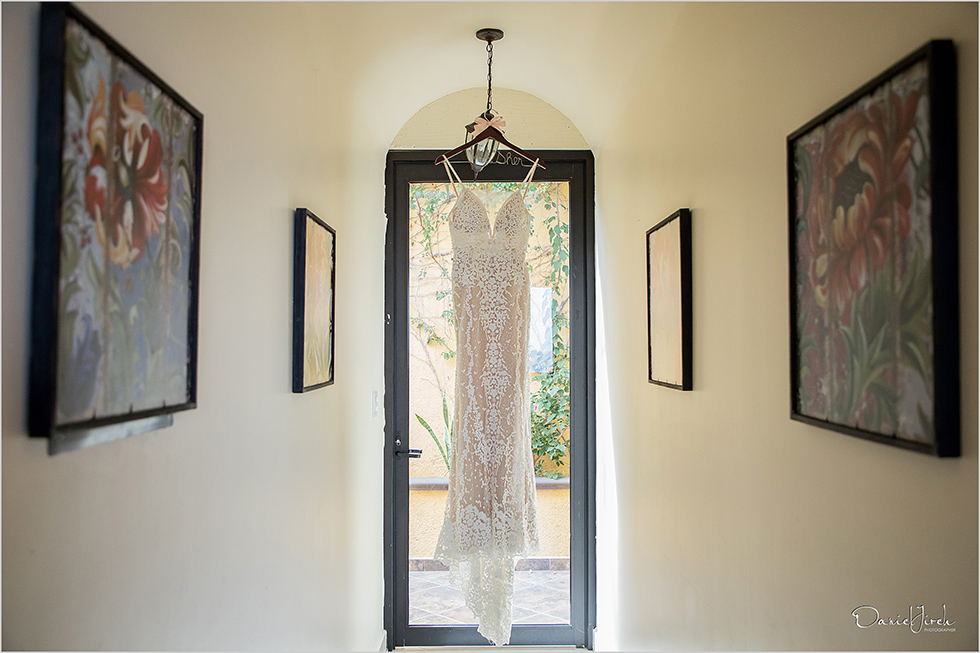 wedding dress, Casa Amistad