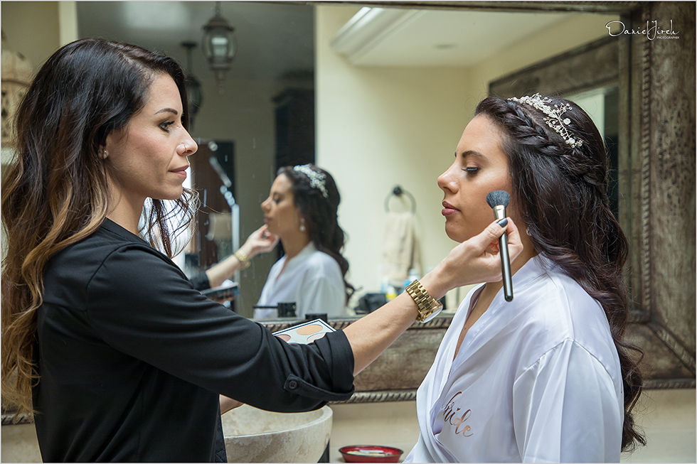 bride make up artist neysa berman, Casa Amistad