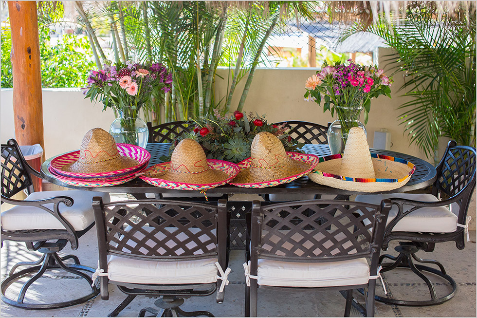 sombreros make a great party