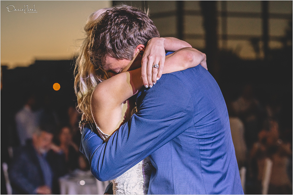 first dance at Los Cabos wedding