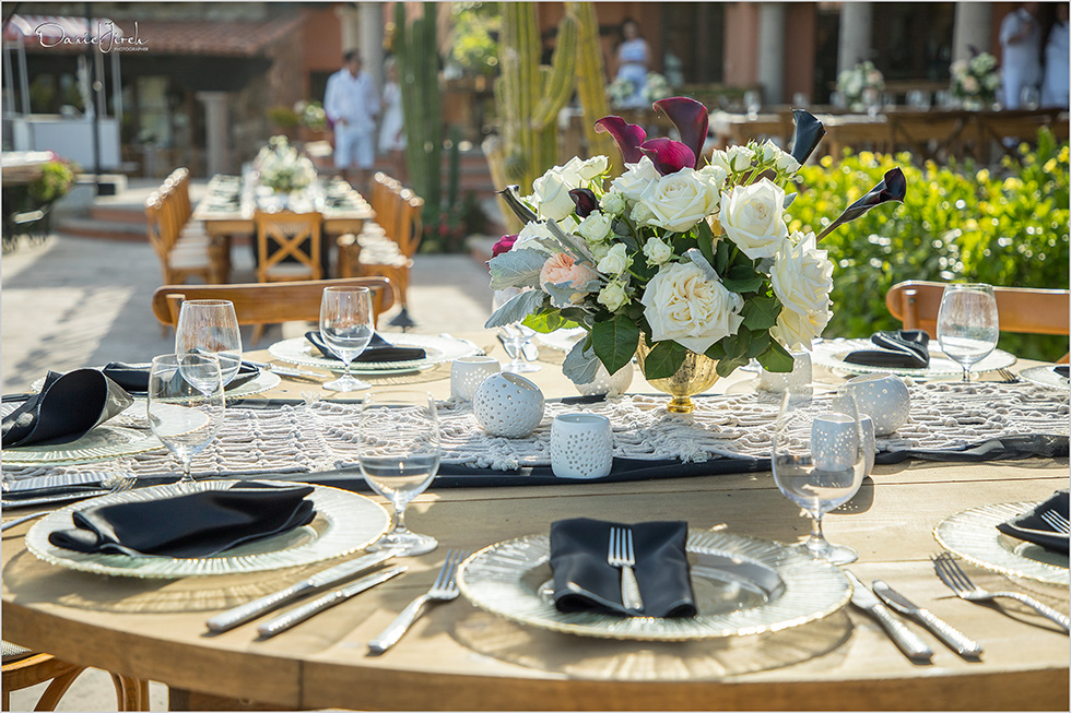 tablescape by The Main Event Cabo