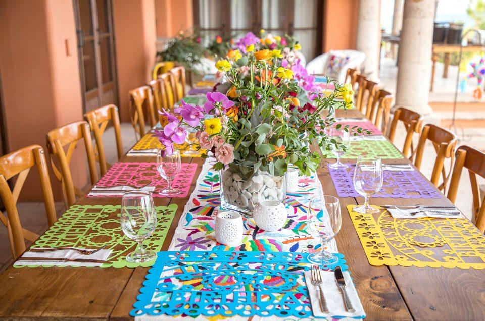 Birthday Party Villa Vista Ballena: The Main Event Cabo & Karla Casillas & Co.