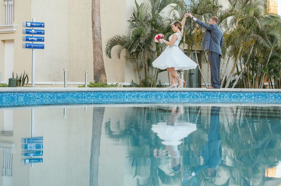 Cabo Wedding Photography at Casa Dorada: Jessica & Aaron