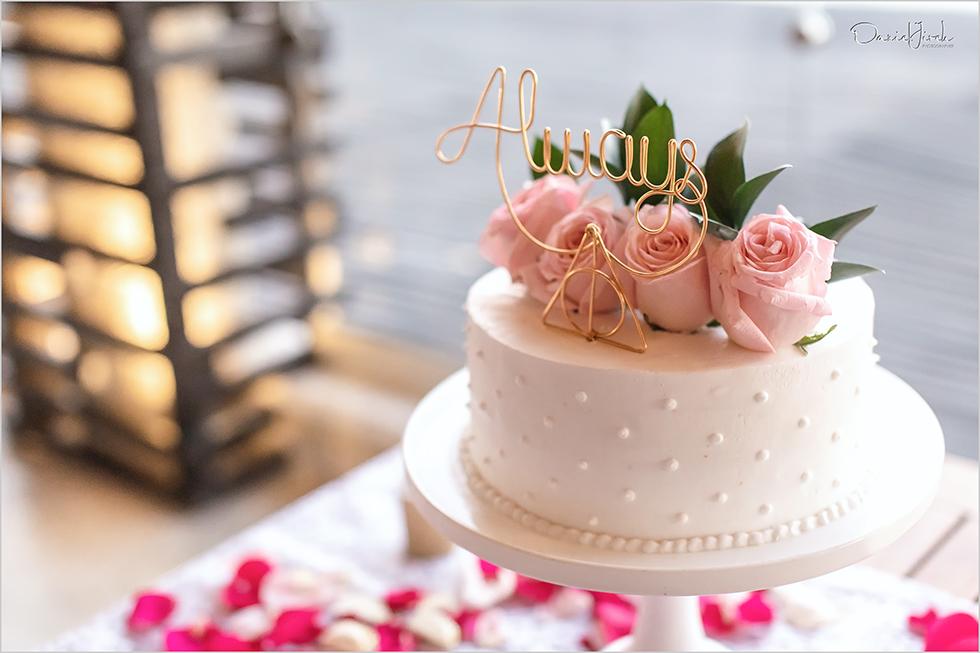 Cabo wedding photography Casa Dorada, destination wedding, Cabo wedding cake