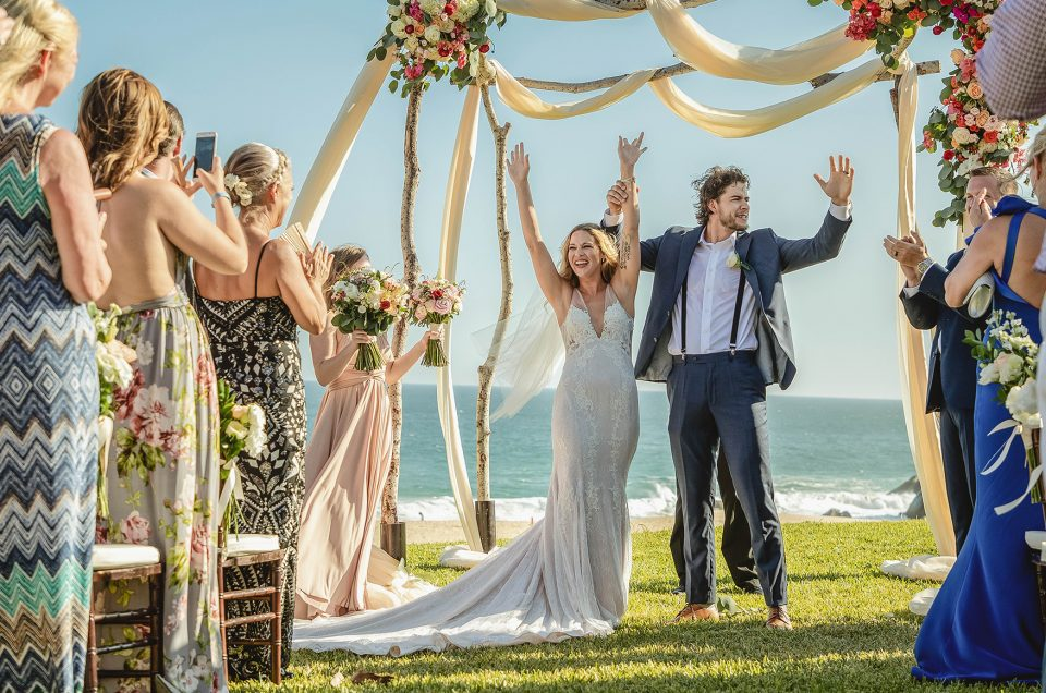 KYLA AND MICHAEL'S DREAM DESTINATION WEDDING AT PUEBLO BONITO SUNSET BEACH, CABO SAN LUCAS, MEXICO
