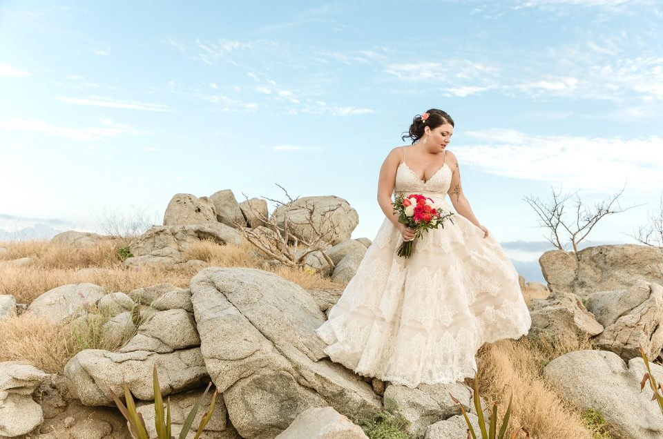 BRYTTNIE AND DYLAN'S BRIGHT AND BEAUTIFUL WEDDING AT HACIENDA ENCANTADA, CABO SAN LUCAS, MEXICO.