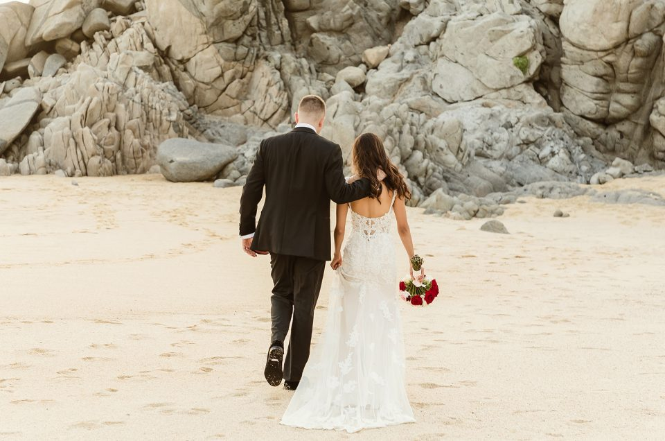 JENNIFER AND CODY'S LOS CABOS DESTINATION WEDDING AT PUEBLO BONITO SUNSET BEACH, CABO SAN LUCAS, MEXICO.