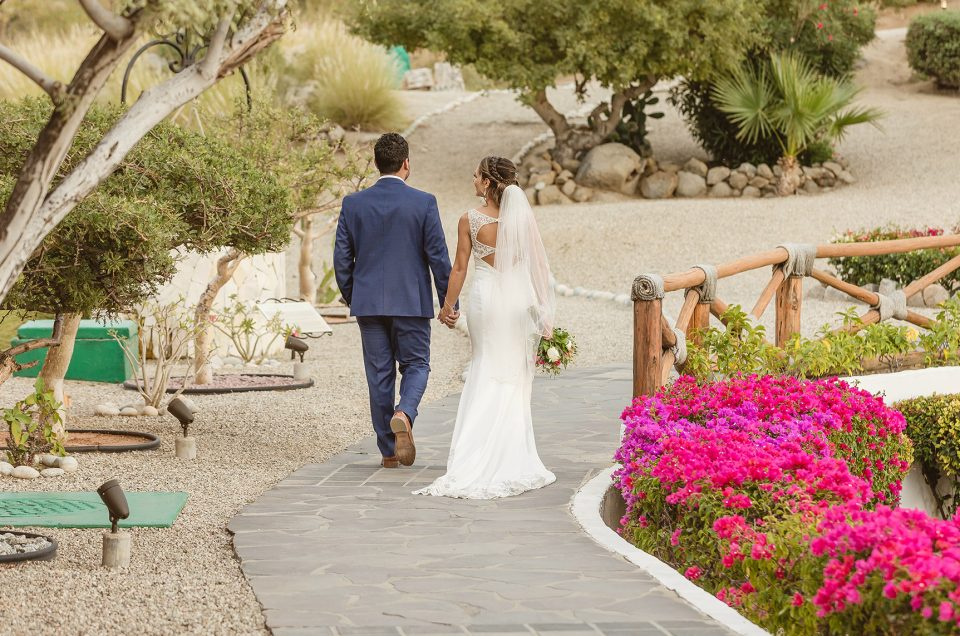 Hacienda Encantada Wedding : Bets & Clarissa