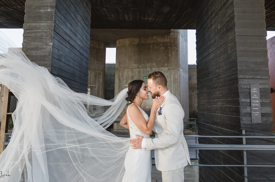 ELOPEMENT WEDDING AT THE CAPE : A LUXURY HOTEL : SU & JAMES
