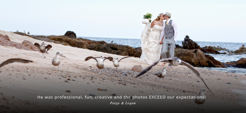 Cabo Wedding photographers